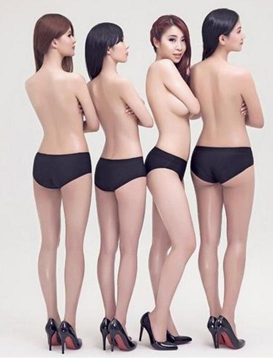 小米,小苍mm这四位美女解说的