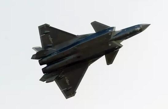 △2016珠海航展:中国新一代隐身战斗机歼-20飞机